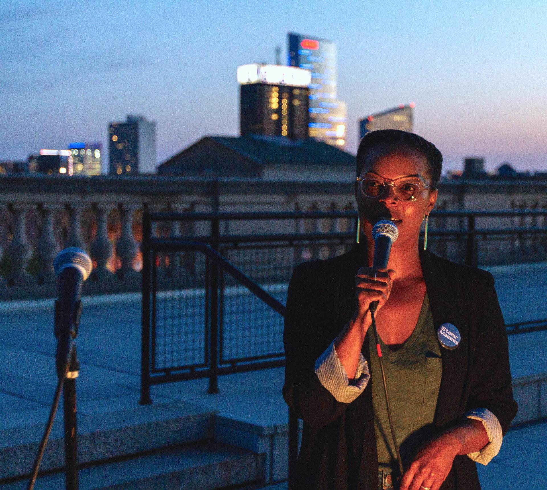Yolanda Wisher of Philadelphia Contemporary