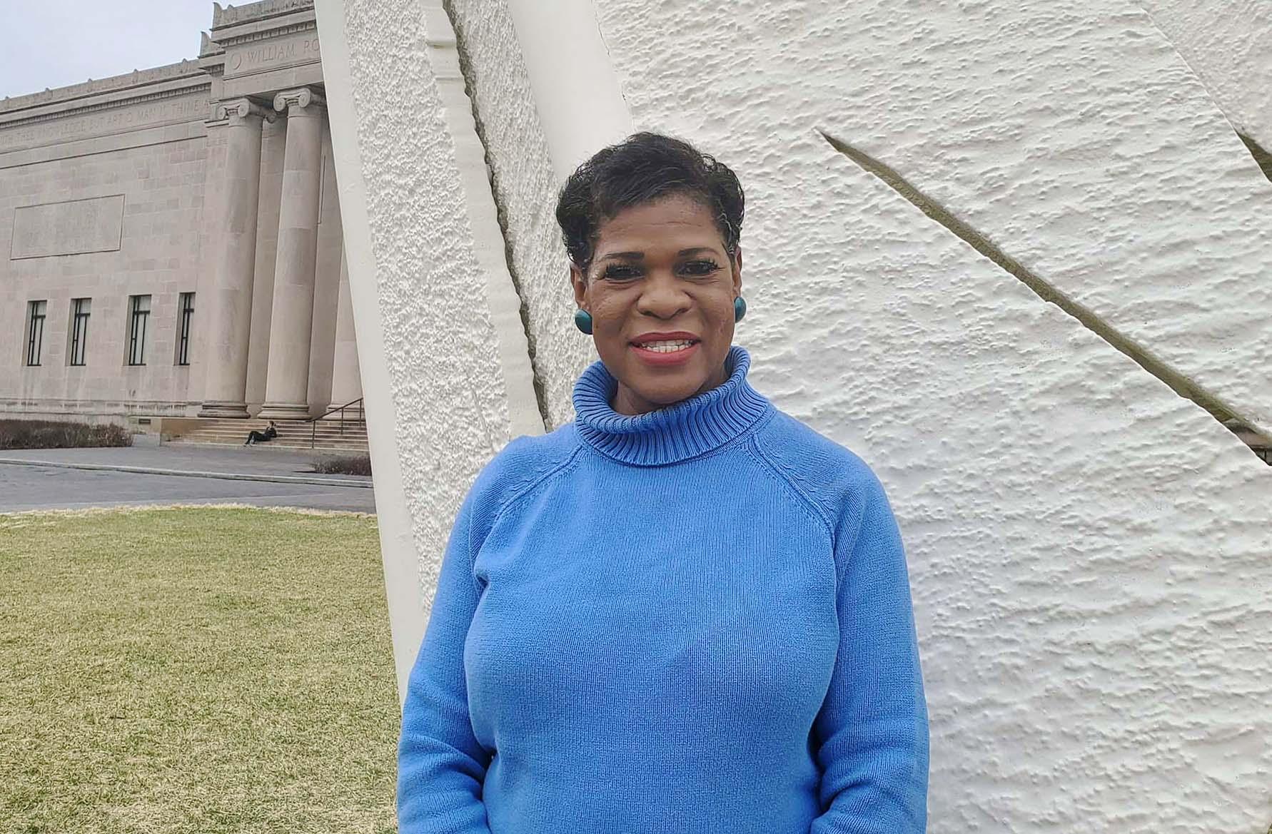 Sherry Thomas in Kansas City