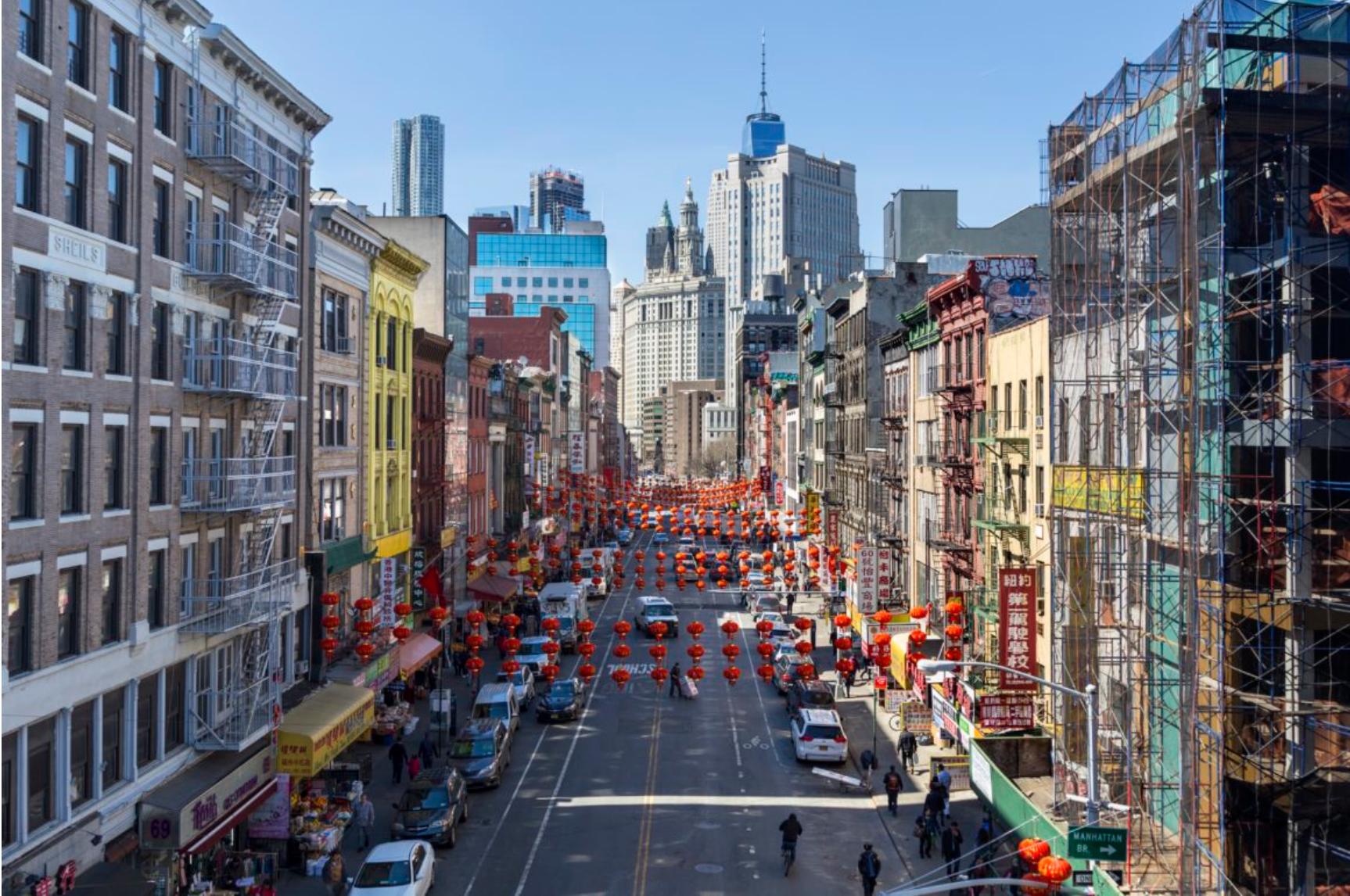 Gateways to Chinatown