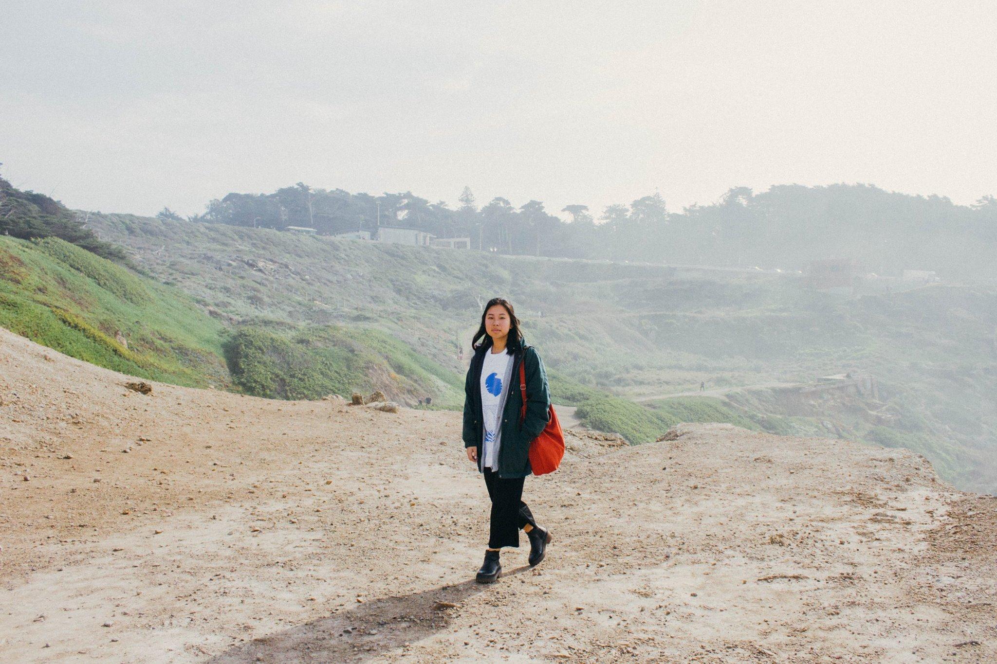Julie Kim in San Francisco