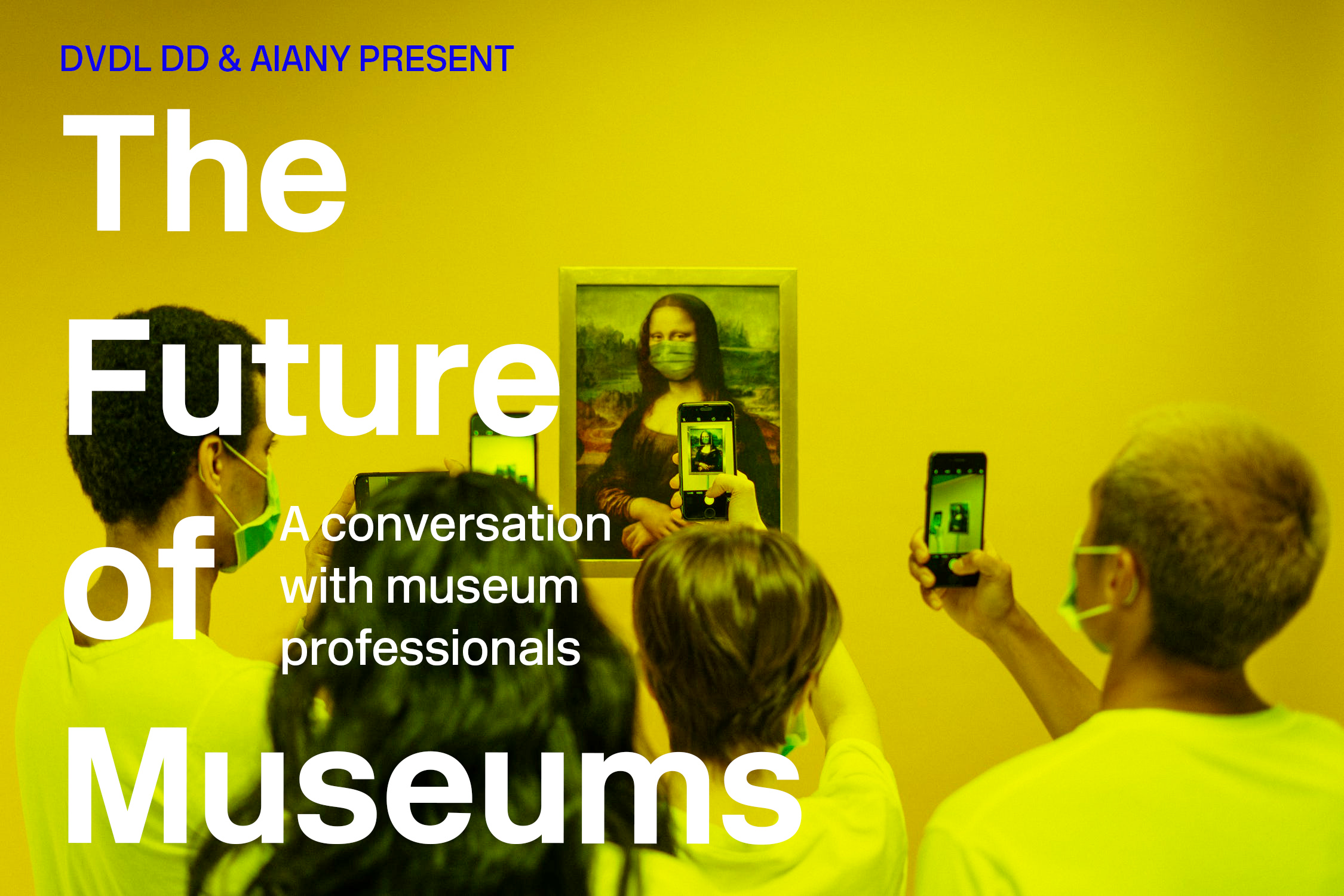 The Future of Museums Webinar Series