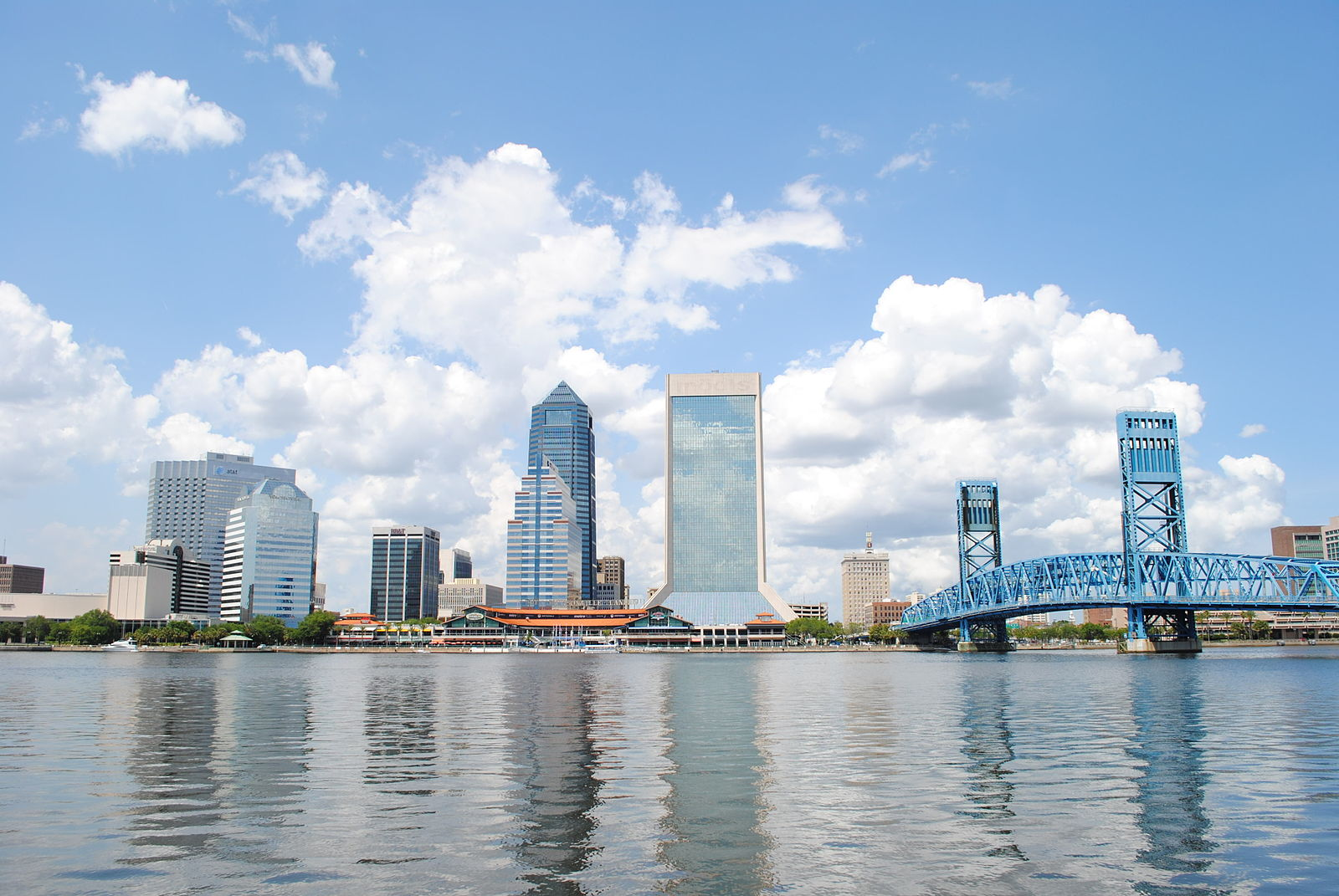 Jacksonville River Waterfronts